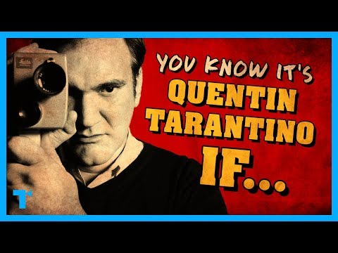 You Know It's a Quentin Tarantino Film IF...