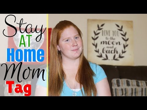 Q&A Of A Stay At Home Mom - SAHM COLLAB!