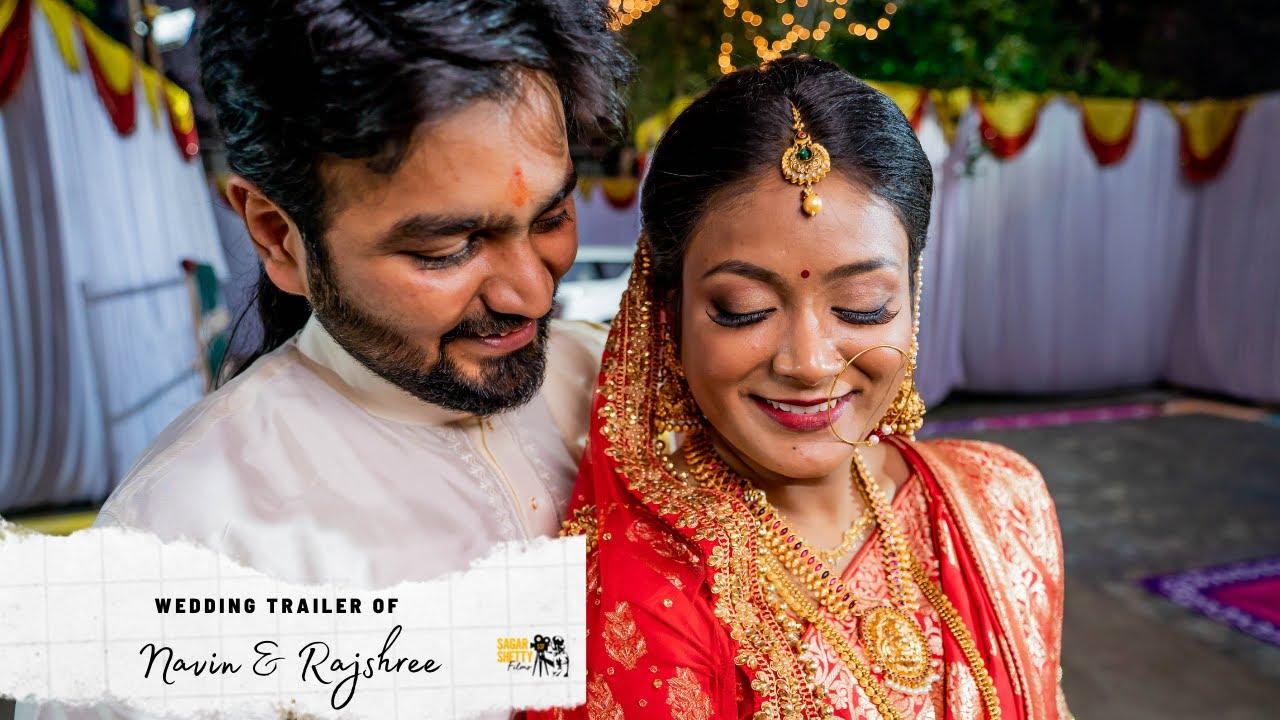 Navin & Rajshree  | Wedding Trailer | Khoj | Sagar Shetty Films