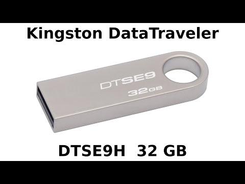 Обзор и тестирование флэшки Kingston DataTraveler DTSE9H 32GB