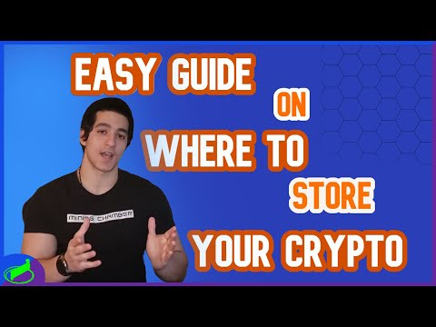 Where To Store Your Cryptocurrency? | Wallets VS Exchanges