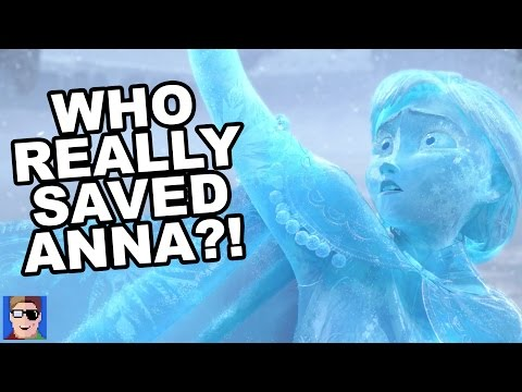 Who Performed Frozen's Act of True Love?