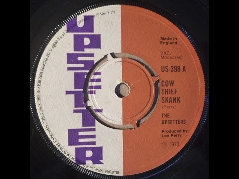 Lee Perry & Charlie Ace - Cow Thief Skank