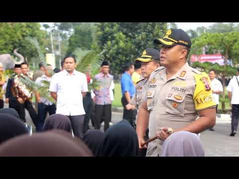 Kapolres Lampung Barat dan Forkopimda melepas 41 Pocil untuk berlomba di Bandar Lampung Mp3