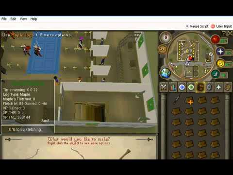 How to download free runescape bot still working! 2011 video.