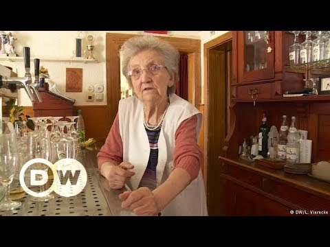 One German pub owner is still serving at 87   DW Documentary