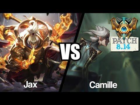 Vidéo d'Alderiate : [FR] ALDERIATE - JAX VS CAMILLE - 8.14 - CHALLENGER
