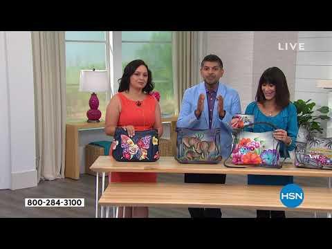 HSN | Anuschka Handbags Premiere . http://bit.ly/2tFbjqf