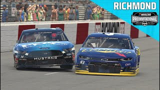 Toyota Owners 150 from Richmond Raceway   iRacing Pro Series Invitational