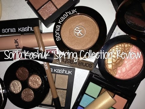 Sonia Kashuk Spring 2013 Review
