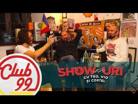 Podcast #221 | COSTEL ASCULTĂ! | Între showuri cu Teo Vio și Costel