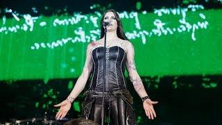 Nightwish - Bucharest, Romania - 10th December 2015 - Highlights