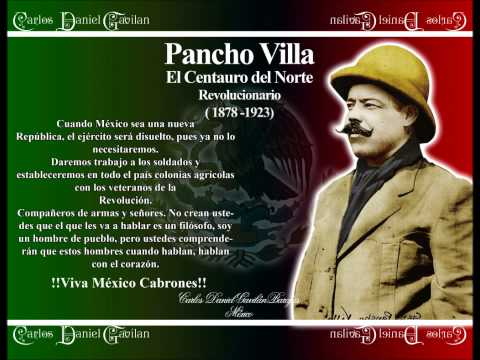 Antonio Aguilar Corrido Villista