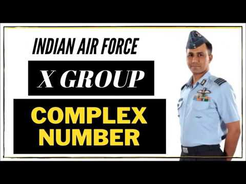 Complex Number- X Group Air Force Airmen Defence Taiyari