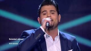 أرب أيدل أمير دندن جميع أغانيه في وصله غنائيه طربيه واحده الموسم الرابع Arab Idol
