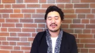 イノセンス店長 佐藤大樹メッセージ.