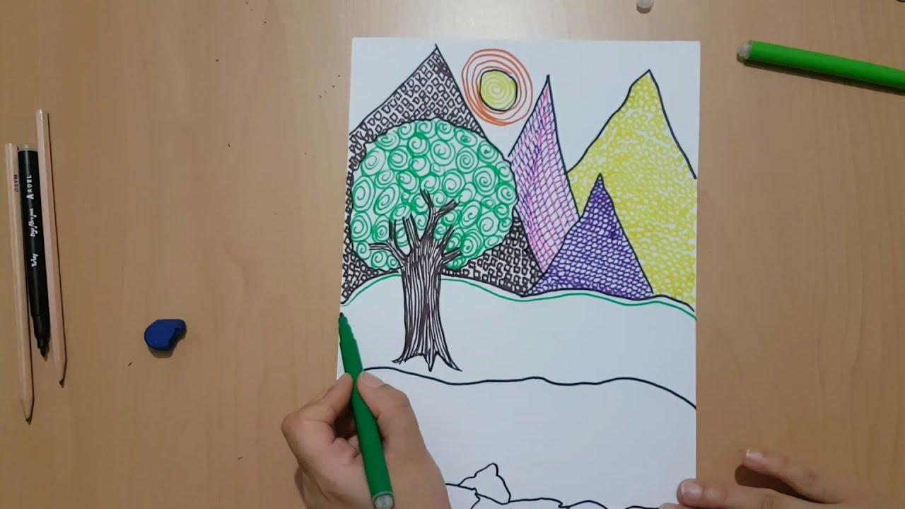 Bu Hafta Ne Yaptırsam ?  | 10 Fikir | Görsel Sanatlar | Uzaktan Eğitim