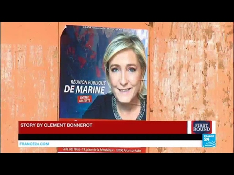 Marine Le Pen - The Evolution Of The Front National