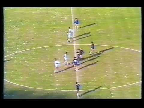 Copa America 1987: gol de Alzamendi y Argentina fuera de la final en su propia casa