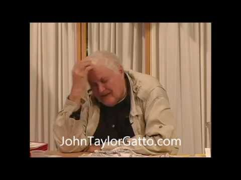 """Who The HELL Are These People?!"" - John Taylor Gatto - RARE INSIGHT!"