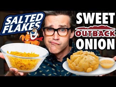 Salty Sweet Food