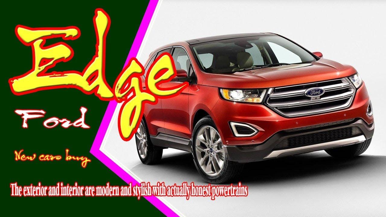 Ford Edge  Ford Edge Titanium  Ford Edge Sport  Ford Edge Hybrid
