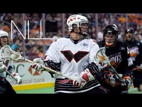2014 National Lacrosse League Promo [Box Highlights]