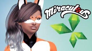 РЕНА РУЖ - создание персонажа в игре The Sims 4