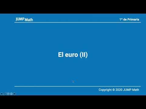 1. Unidad 9. El euro II