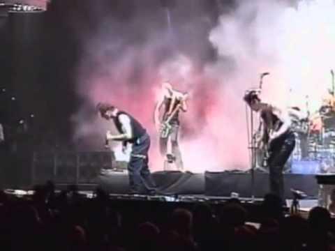 Rammstein - Live Hamburg 2001 (Full Concert)