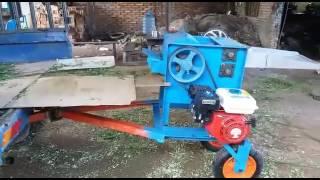 Mesin Pencacah Pelepah Sawit untuk pakan ternak
