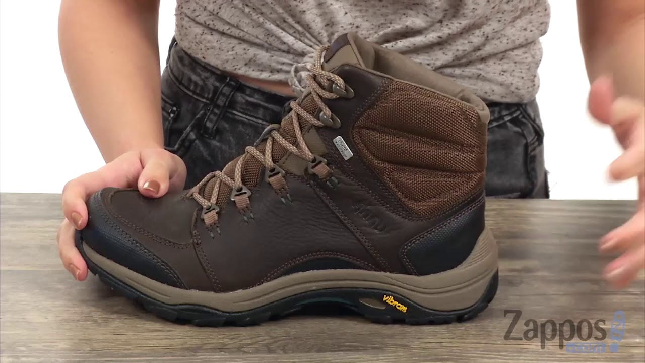 bbfbb65f7 Teva Montara III FG Event Boot SKU  8985301 - YouTube
