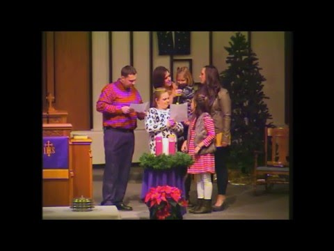 Trinity Reformed Church Christmas Eve Service 12-24-2015