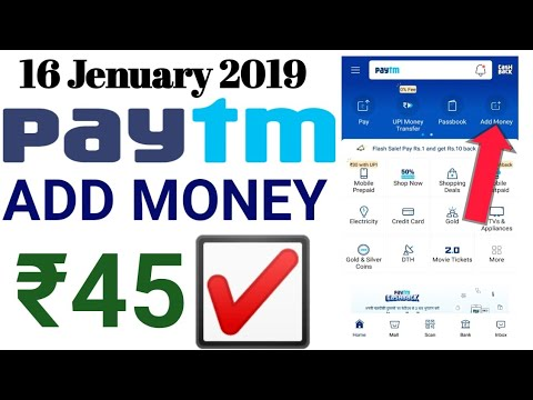 Paytm Loot Offer Add Money || ₹10 Loot Cashback Offer Today || New 20₹ Recharge cashback PromoCode