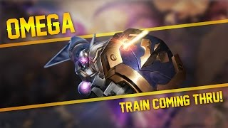 Strike of Kings: WHATS WITH THIS TANK!? Omega [Tank Top] Gameplay