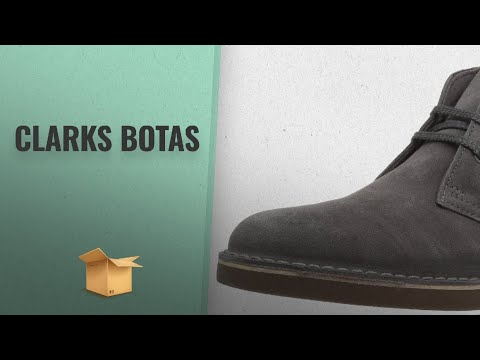 Clarks 2018 Mejores Ventas: CLARKS Men's Bushacre 2 Chukka Boot