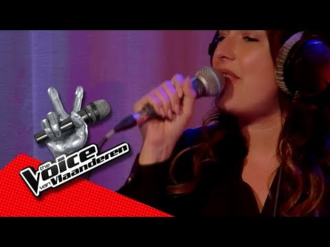 Stefanie zingt 'Run Away Baby' | Q-Live Sessie | The Voice van Vlaanderen | VTM