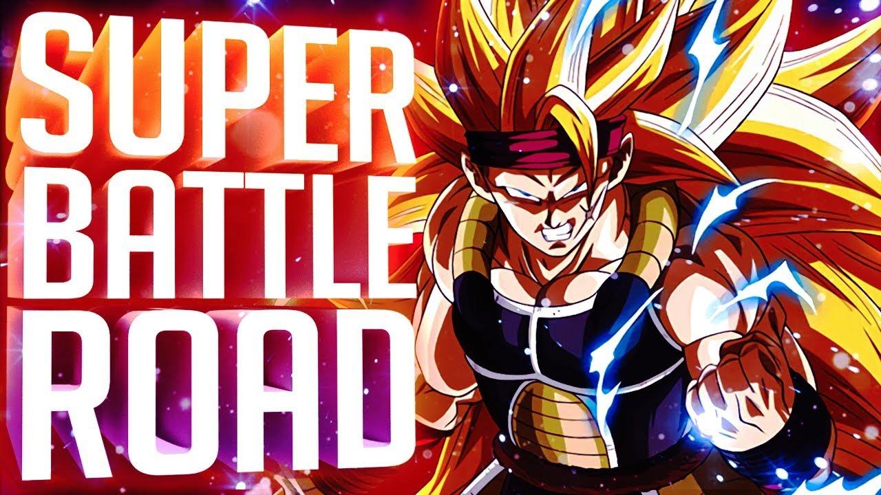 BRAND NEW SUPER SAIYAN 3 TEAM SUPER BATTLE ROAD! Dragon Ball Z DBZ Dokkan  Battle SBR