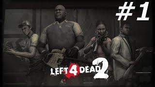 Left 4 Dead 2 #1 w/Recek: Mistrz Katany, Recek!
