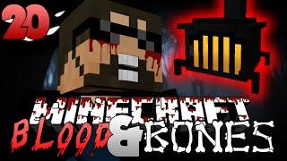 Minecraft FTB Blood and Bones 20 - WITCH...