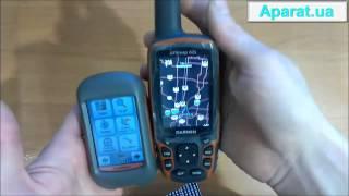 видео Туристический GPS-навигатор Garmin Dakota 20
