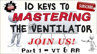 Ventilator Management Part 1 (Vt & RR)