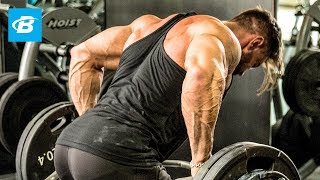 Big, Bad Bodybuilding Back Workout | Dylan Thomas