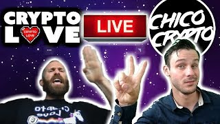 Crypto Love and Chico Crypto Live | $PPI Competitor? Hoolicoin $HLI | $NEO Talk | $ICX $EOS