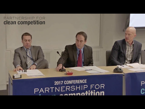 Anti-Doping Alternative Matrices Policy Panel:  Mr. Dan Halem, Mr. Jeff Novitzky, Mr. Andy Levinson