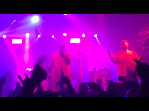 Fuck The World - Insane Clown Posse Spray The UK Tour Camden Electric Ballroom LONDON UK 19.11.17