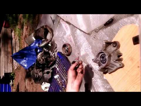 Ремонт двигателя honda dio 18, как разобрать двигатель honda dio 18