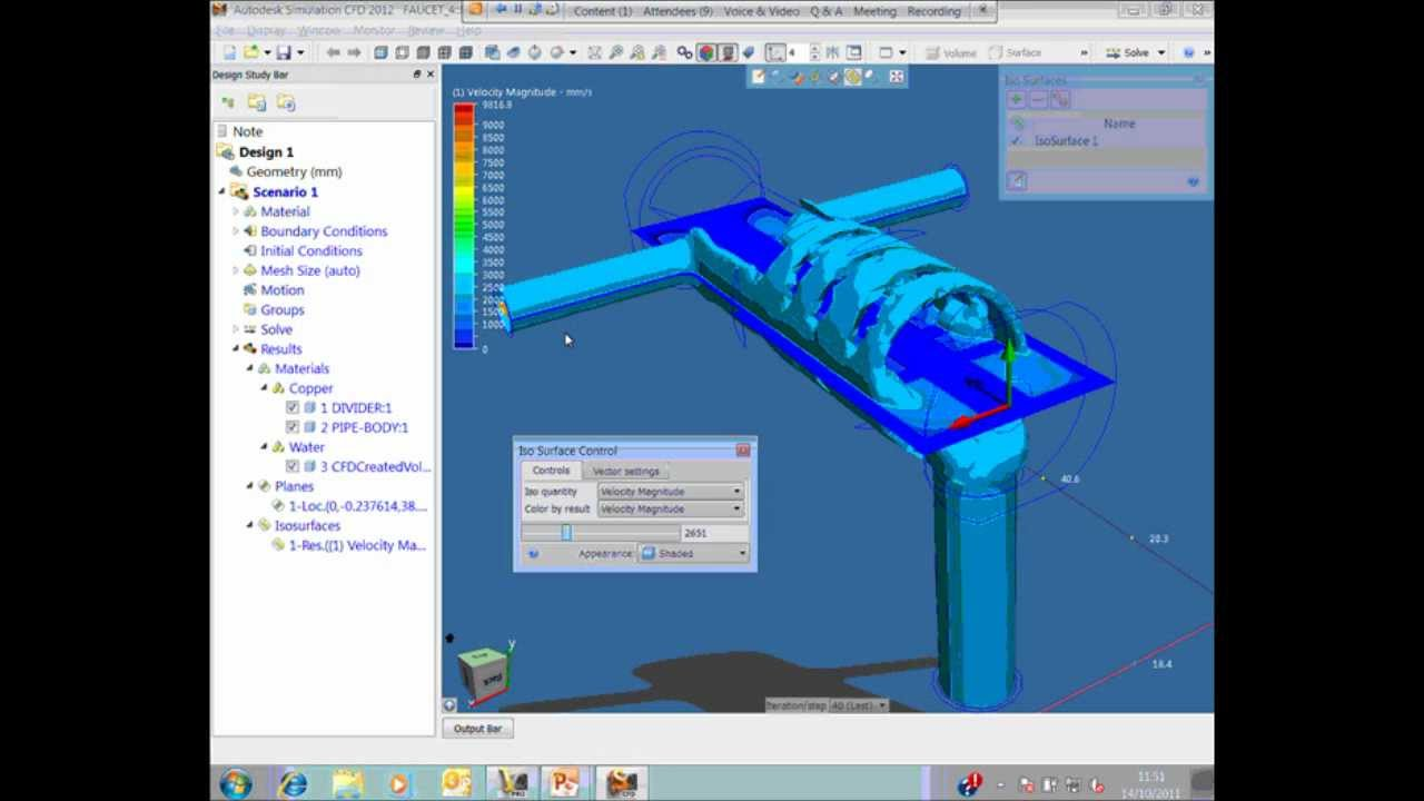 autodesk simulation cfd cfdesign youtube rh youtube com