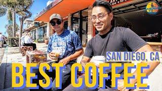 BEST COFFEE SHOPS IN SAN DIEGO