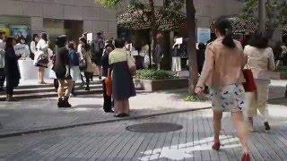 日比谷 東京宝塚劇場 開演前 2016.4.20 Hibiya Tokyo Japan